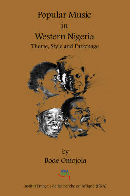 Popular Music in Western Nigeria cover